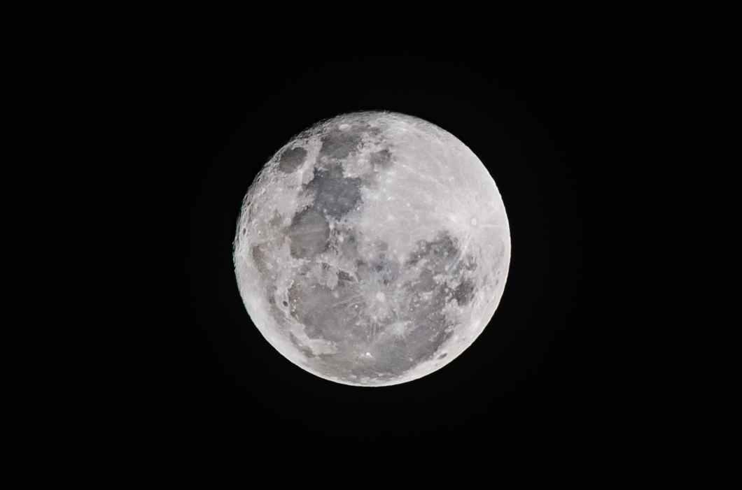 astronomy black and white dark evening