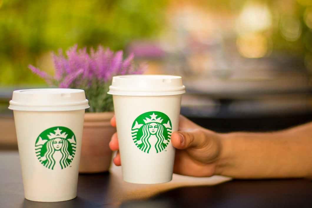 coffee bokeh lifestyle starbucks